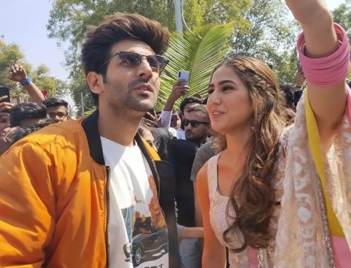 """LOVE AAJ KAL 2"" MOVIE PROMOTION"